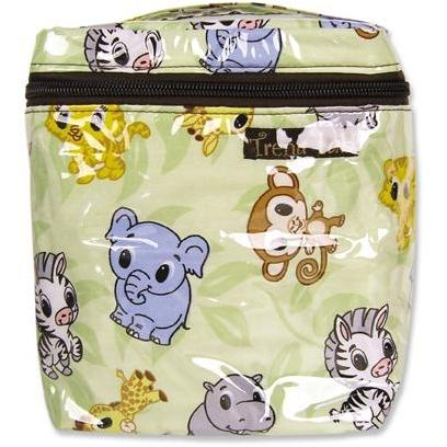 Trend Lab Insulated Bottle Bag - Chibi Zoo