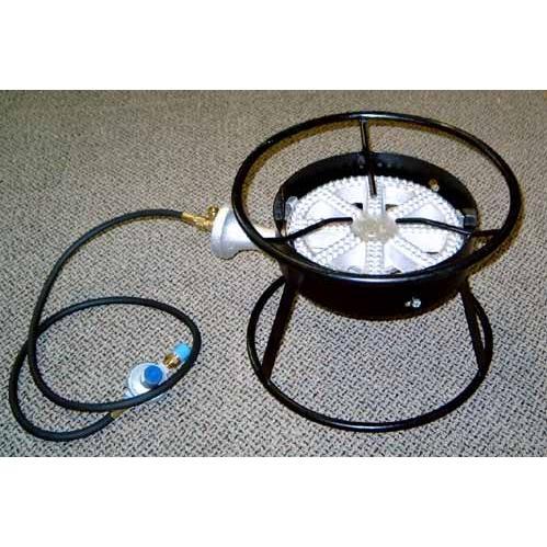 Burner W/ Low Pressure Regulator