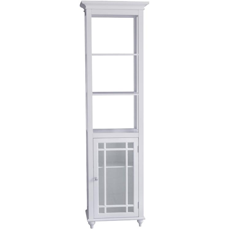 Elegant Home Fashions Neal Linen Tower 7459