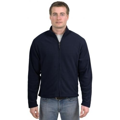 Port Authority Signature Activo Microfleece Jacket XL - Navy