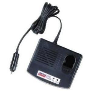 Lincoln Lubrication 12-Volt DC Battery Charger For 12V PowerLuber Grease Guns