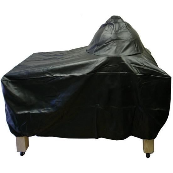 Grill Dome Infinity Vinyl Grill Cover For Large Grill Dome On 48 X 28 Table