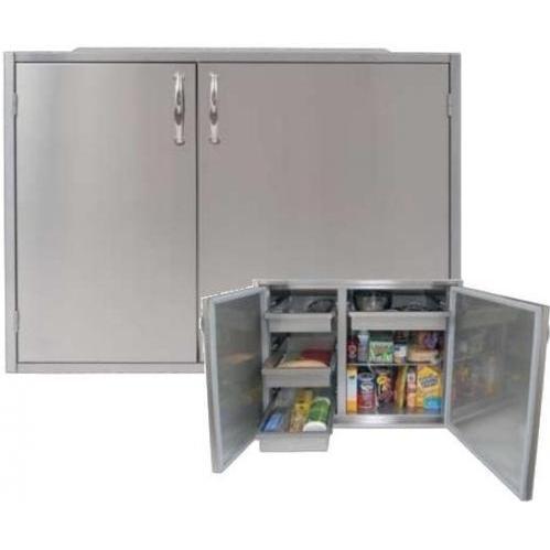 Alfresco 42 Inch High Profile Sealed Dry Storage Pantry