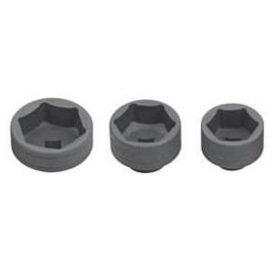 K-D Tools 3 Pc. Oil Canister Socket Set Service Kit