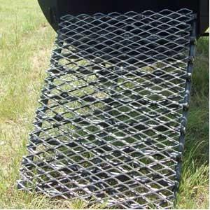 Horizon Smokers Heavy Duty Firebox Charcoal Grate For 20 Inch Marshal Smoker Grills