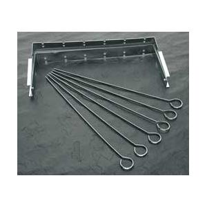 BeefEater Kebab Rack And Skewer Set