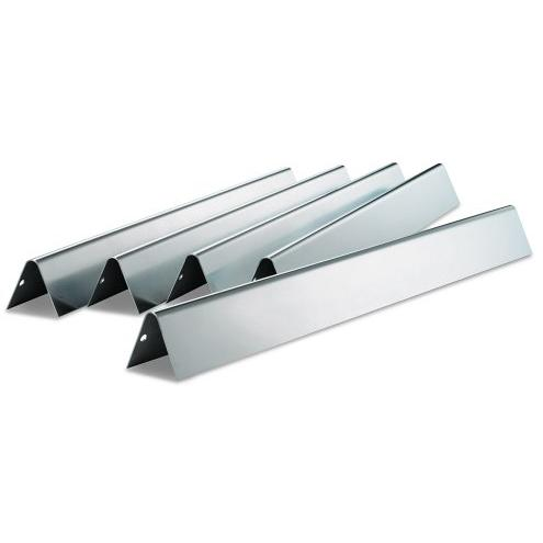 Weber 7540 Stainless Flavorizer Bars For Genesis E & S Series