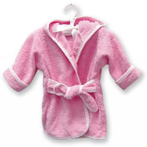 Trend Lab Infant Bath Robe - Pink