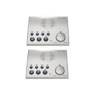 4-Channel Voice-Activated Intercom