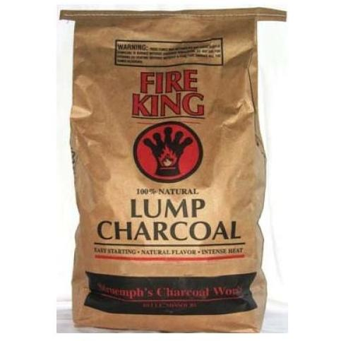 Fire King Hardwood Lump Charcoal 10lbs