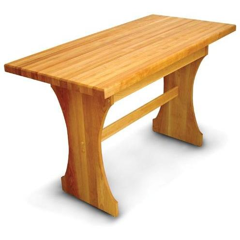 36 Inch High Craftsmen Harvest Table
