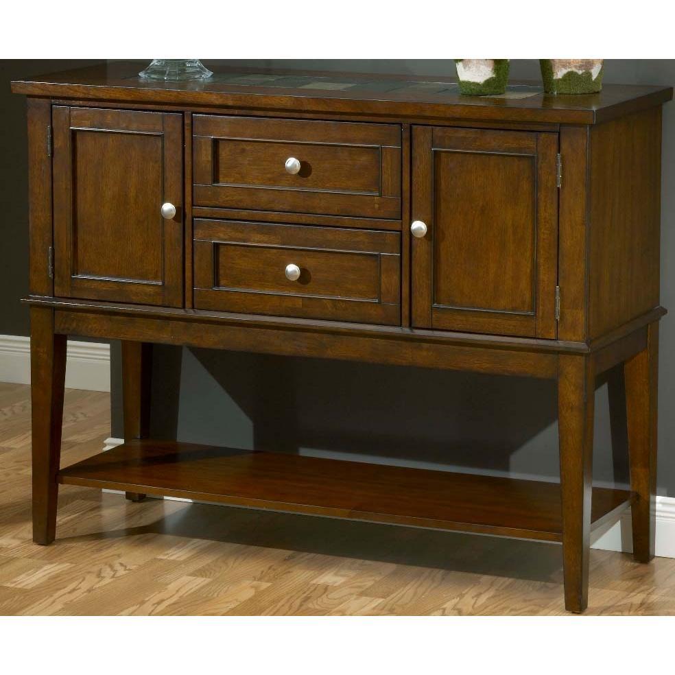 Hillsdale Cornado Brown Cherry Buffet - 4177-850