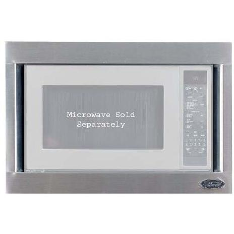 DCS CMOTTK30SS 30-Inch Trim Kit For CMOS24SS2 Convection Microwave