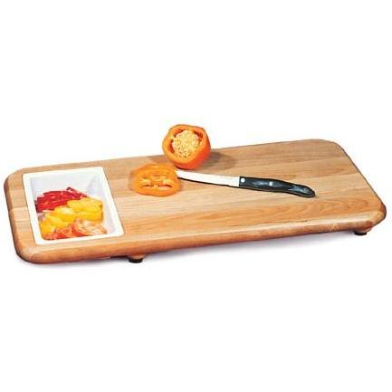 Cut N Catch/Over Sink Carver Board W/Trays