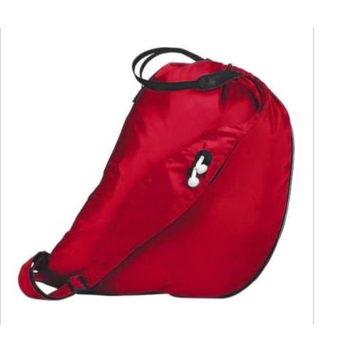 Augusta Drawstring Sling Bag - Red