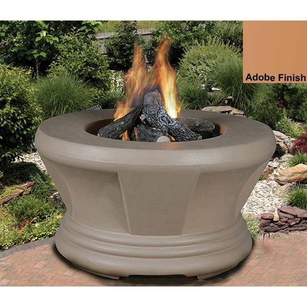 California Outdoor Concepts Cardiff Adobe Fire Pit