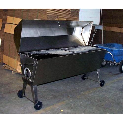 Cajun Grill Stretch BBQ Charcoal Grill