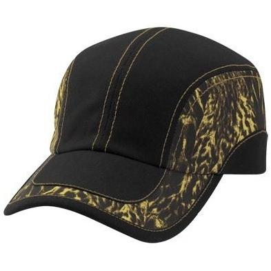 Cobra Caps Feather Flage Wave Cap - Black/Feather Flage