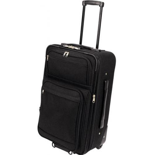 Toppers Extended Stay Travel Bag On Wheels