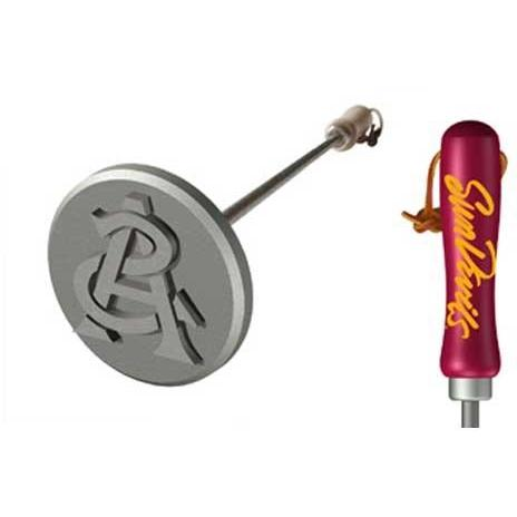Sports Brand Deluxe Arizona State BBQ College Branding Iron
