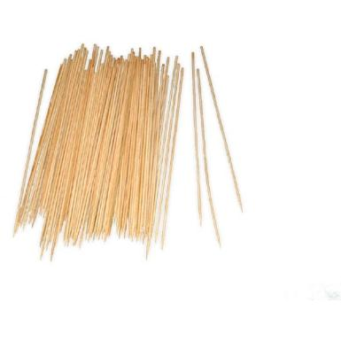 10 Inch Bamboo Shish-Ke-Bab Skewers