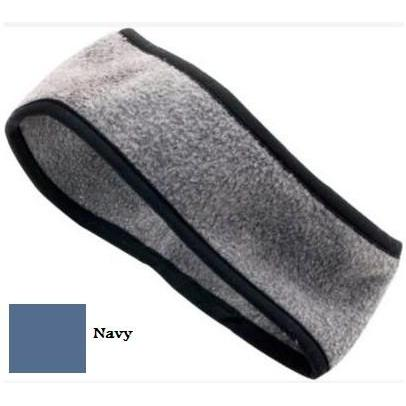 Augusta Chill Fleece Sport Headband Navy