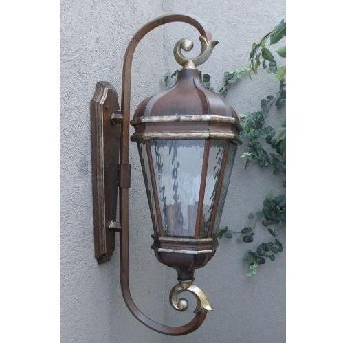 Gallery Series Lighting Magnolia Place Brushed Walnut Cast Aluminum Electric Light