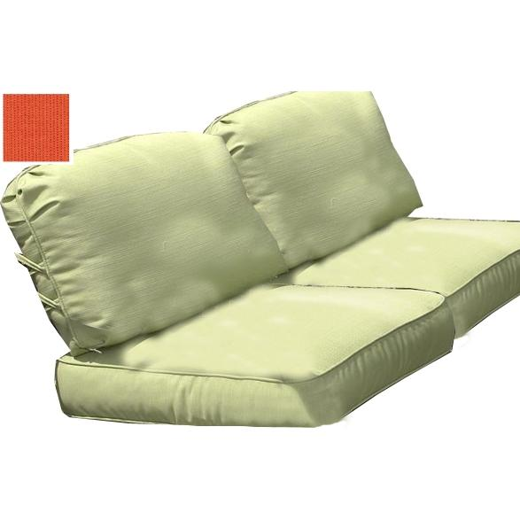 Alfresco Home Cushion Set For 22-0400 - Cayenne