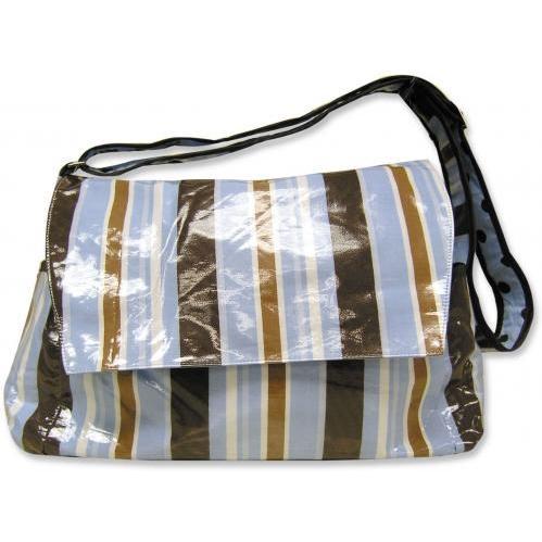 Trend Lab Messenger Diaper Bag - Max