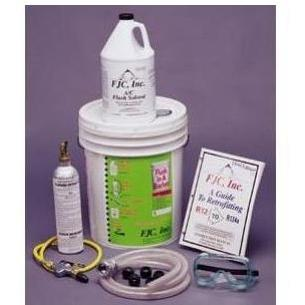 FJC Flush In A Bucket - Complete A/C Flush Kit
