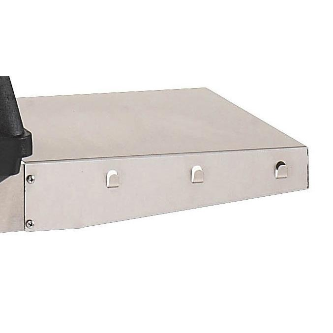 PGS Stainless Steel Right Hand Side Shelf For A Series Grills