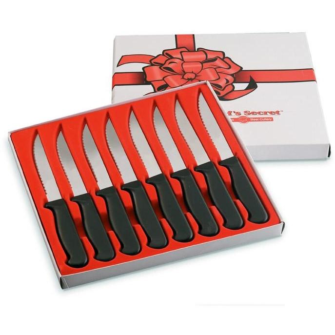 Chefs Secret Steak Knife Set – 8pc