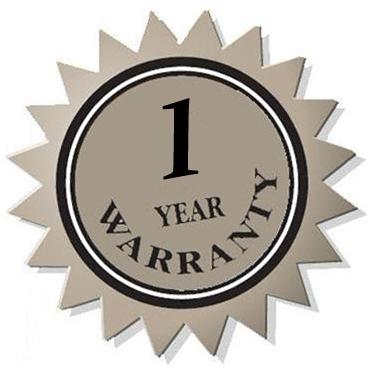 1 Year - Major Appliance Warranty Under 500.00