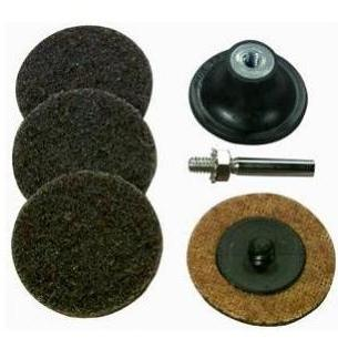 Astro Pneumatic 2 Inch Surface Prep Pad Kit