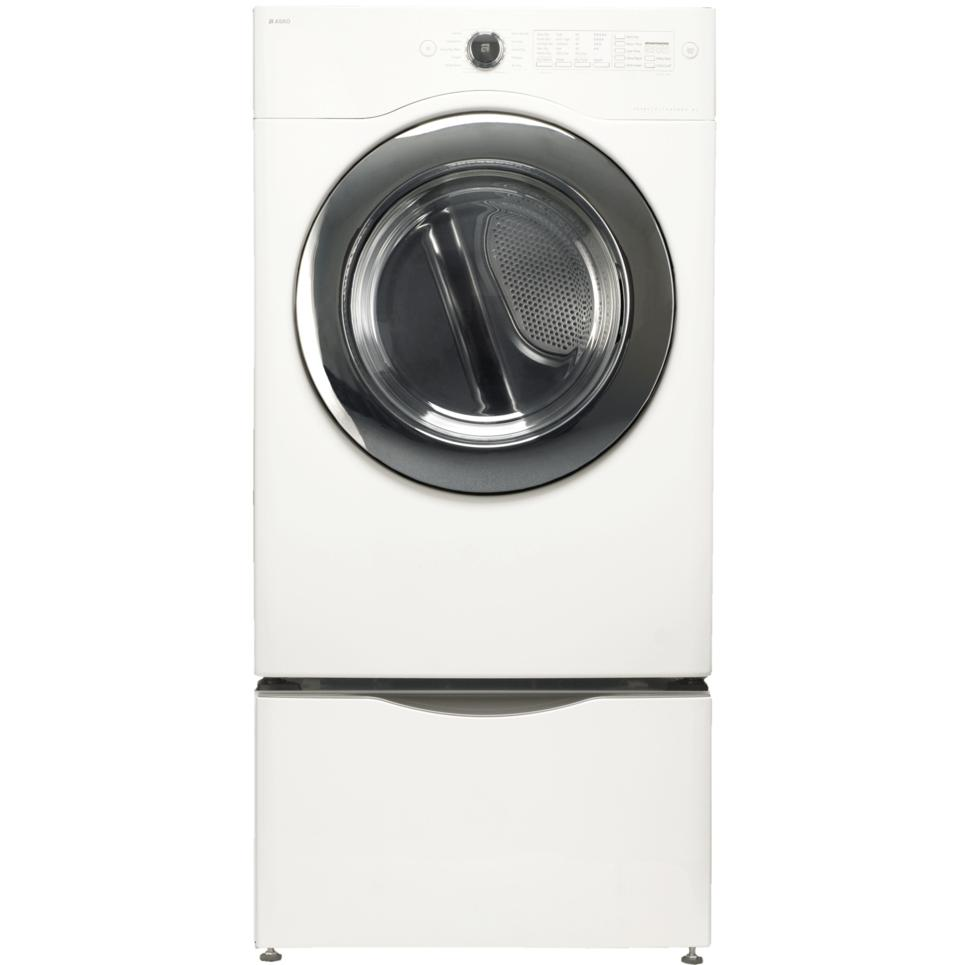 ASKO Dryer UltraCare XXL Capacity Electric Dryer - White
