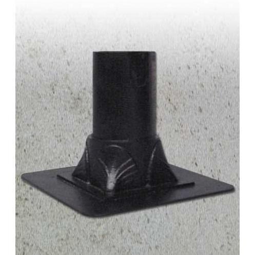 Gaslite America MB120 Cast Aluminum Pedestal/Pedestal Mount