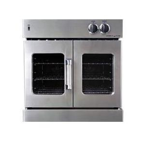 American Range 30 Inch Wall Oven With French Doors