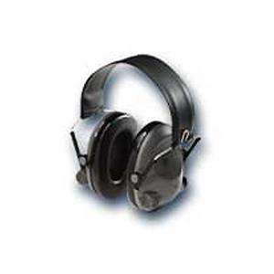 3M Tactical Hearing Protectors, Tactical 6S Camo Brown (NRR 20dB)