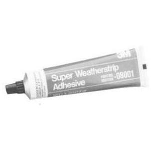 3M Automotive Products Super Weatherstrip Adhesive - Yellow
