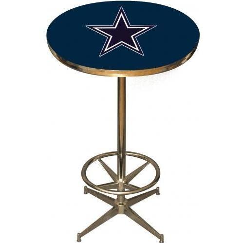Imperial International Dallas Cowboys Pub Table