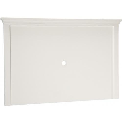 Home Styles Naples Back Panel - White - 5530-14