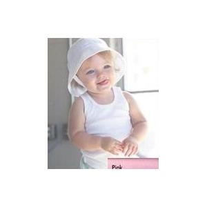 Bella Baby Infant 2x1 Rib Tank Top 12-18 Month - Pink
