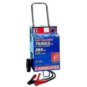 Associated Equipment Battery Charger 6/12Volt - 80 Amp, 540 Amp Boost