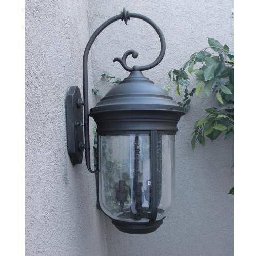 Gallery Series Lighting Montgomery Park Bronze Finish Solid Brass Electric Light