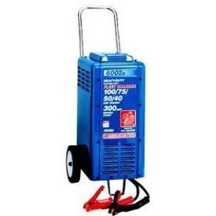 Associated Equipment Battery Charger 6/12/18/24Volt - 100 Amp, 600 Amp Boost