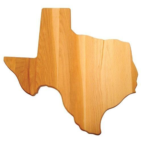 Texas Shaped Board