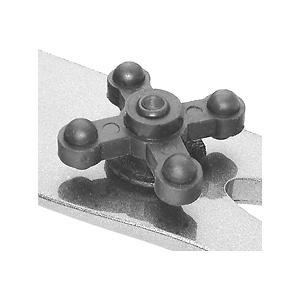 BowJax Solid LimbJax Blk 1pr