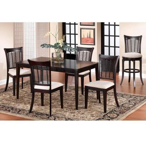 Hillsdale Bayberry 5-piece Rectangle Dining Set - Dark Cherry - 4783dtbcrct