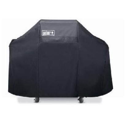 Weber Grill Cover 7573 Premium Cover For Silver A&B And Spirit 200/300 Grills