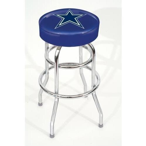 Imperial International Dallas Cowboys Bar Stools